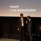 Wolfram Weimer (l.) und Markus Lanz (r.) beim SignsAward 2016 in München (Foto: Stefan Groß/Weimer Media Group=